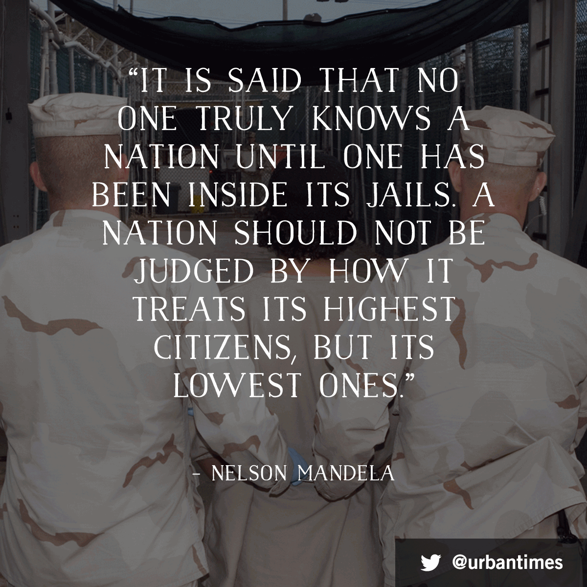 Inspirational Quotes For Prisoners Meme Image 02 | QuotesBae