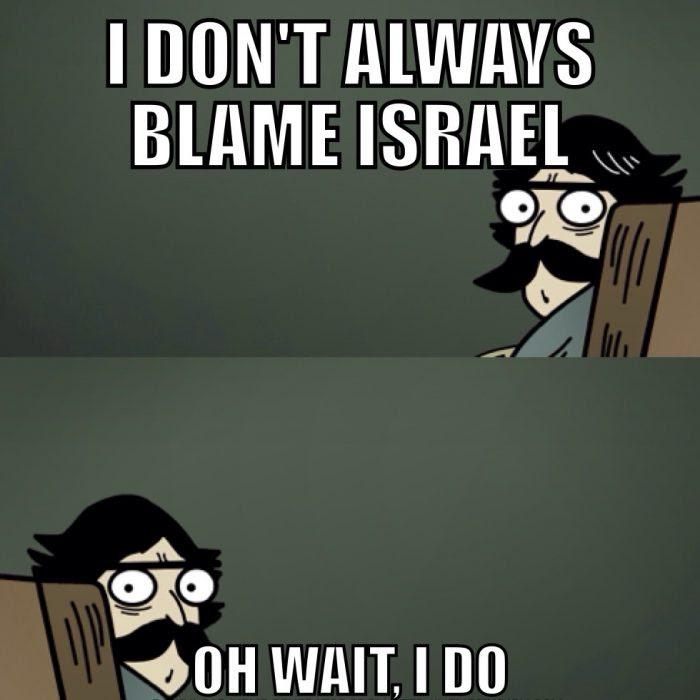 Israel Meme Funny Image Photo Joke 03