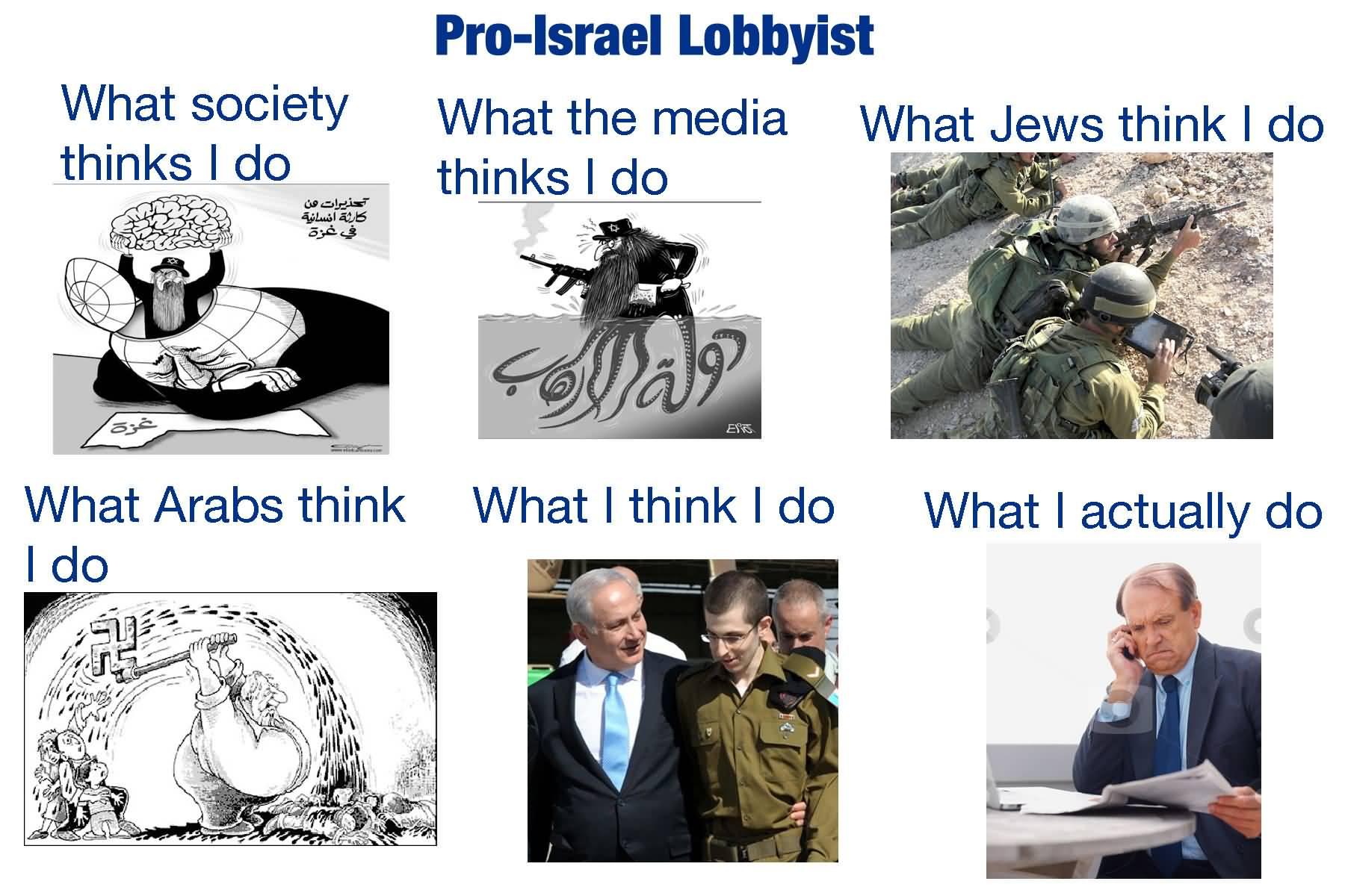 Israel Meme Funny Image Photo Joke 05