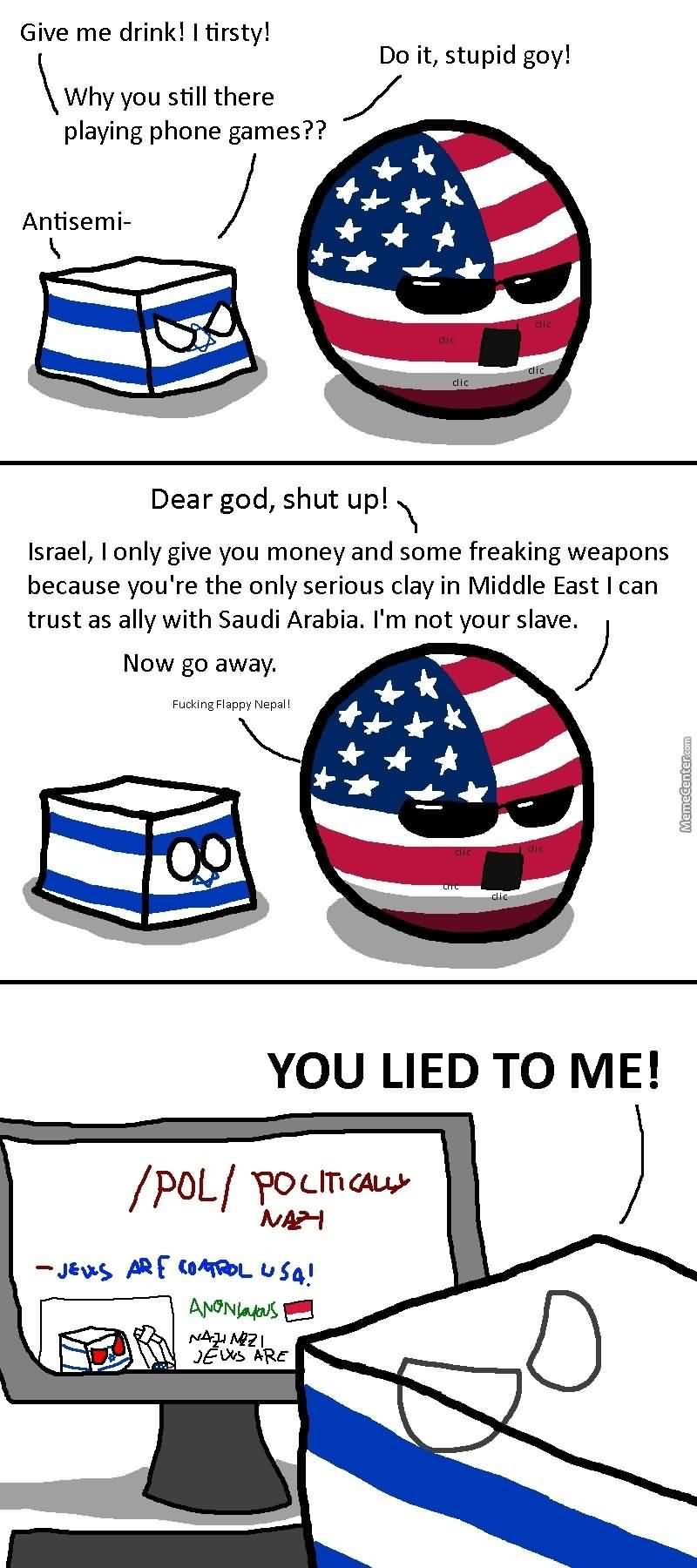 Israel Meme Funny Image Photo Joke 14