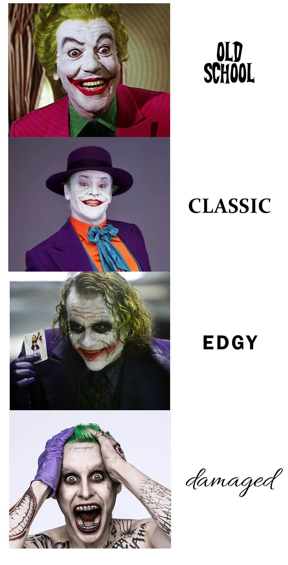 Jared Leto Joker Meme Funny Image Photo Joke 14