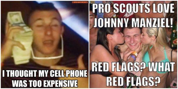 Johnny Manziel Meme Image Photo Joke 03