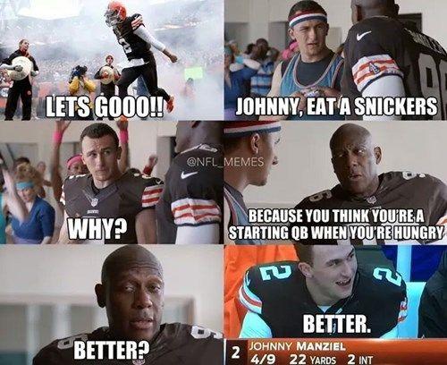 Johnny Manziel Meme Image Photo Joke 07