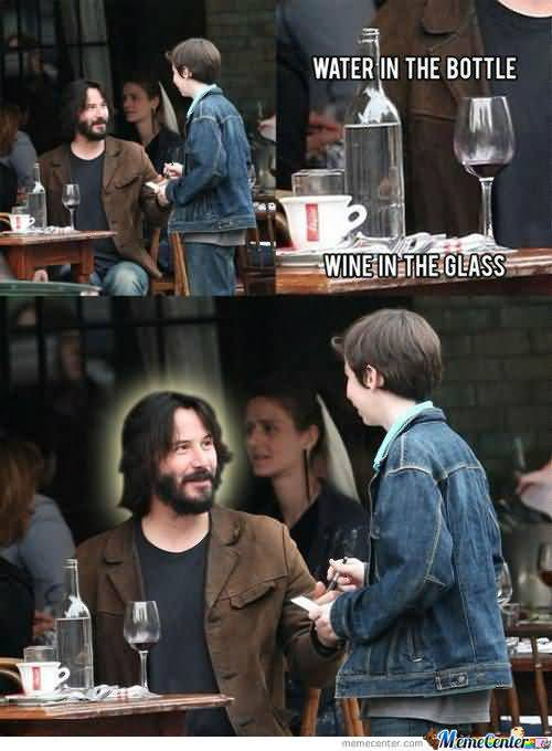 Keanu Meme Funny Image Photo Joke 04