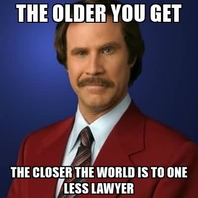 Lawyer Birthday Meme Joke Image 05