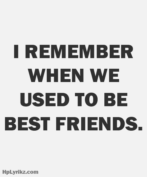 Losing A Friendship: 25 Losing A Best Friend Quotes And Friendship Sayings