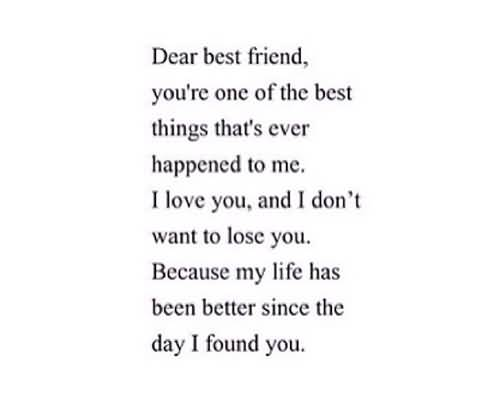 Losing A Best Friend Quotes Meme Image 06 | QuotesBae