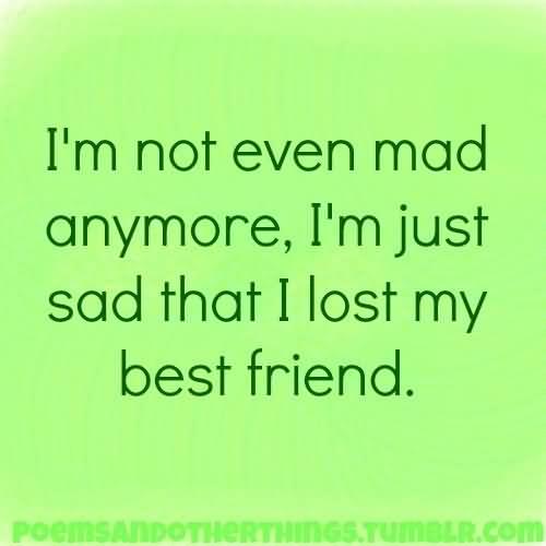Losing A Best Friend Quotes Meme Image 18