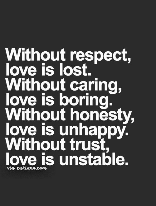 Love And Trust Quotes Meme Image 19