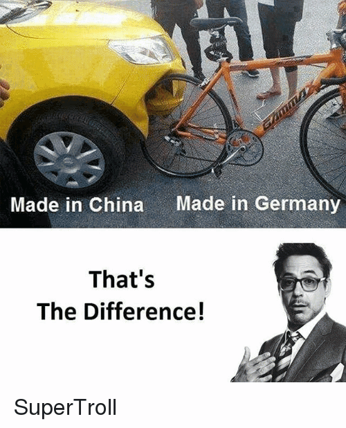 Made In China Meme Funny Image Photo Joke 10