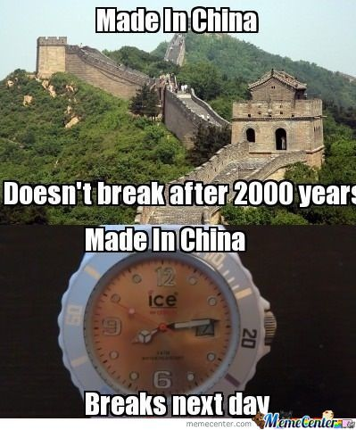 Made In China Meme Funny Image Photo Joke 16