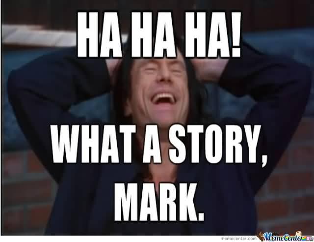 Mark Meme Funny Image Photo Joke 13