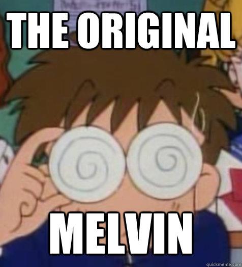 Melvin Meme Funny Image Photo Joke 04