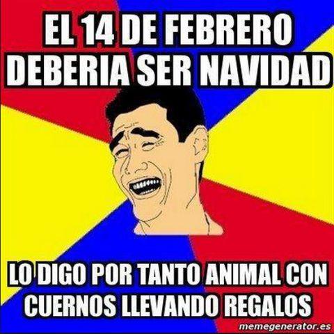 Memes De 14 De Febrero Funny Image Photo Joke 05