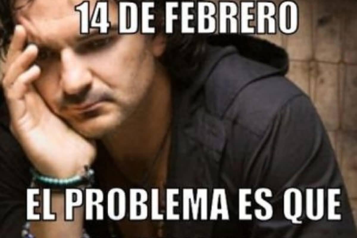 Memes De 14 De Febrero Funny Image Photo Joke 07