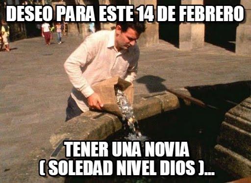 Memes De 14 De Febrero Funny Image Photo Joke 09
