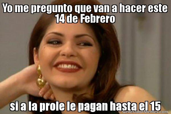 Memes De 14 De Febrero Funny Image Photo Joke 12