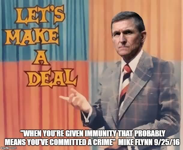 Michael Flynn Meme Funny Image Photo Joke 11