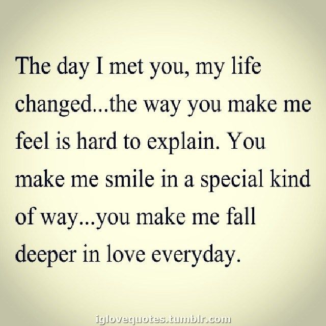 my life with you quotes