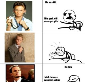 Neil Patrick Harris Meme Funny Image Photo Joke 12