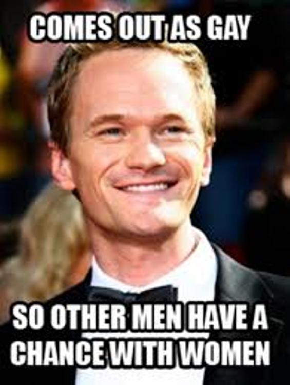 Neil Patrick Harris Meme Funny Image Photo Joke 14