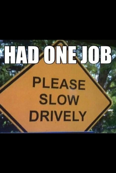 One Job Meme Funny Image Photo Joke 07