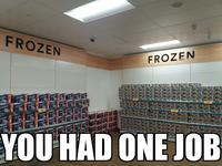 One Job Meme Funny Image Photo Joke 12