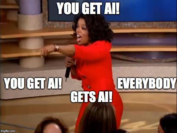 Oprah You Get A Car Meme Funny Image Photo Joke 02