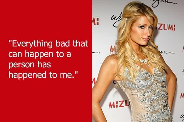 Paris Hilton Quotes Meme Image 06
