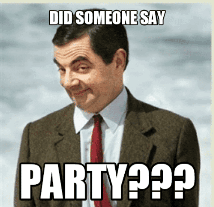 Party Meme Funny Image Photo Joke 02