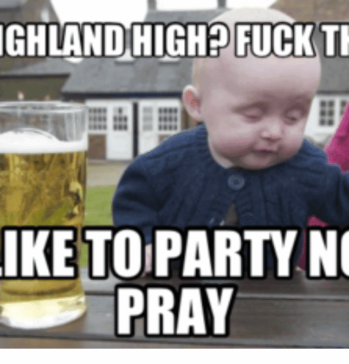 Party Meme Funny Image Photo Joke 08