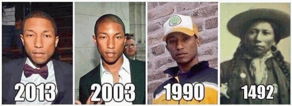 Pharrell Vampire Meme Funny Image Photo Joke 07