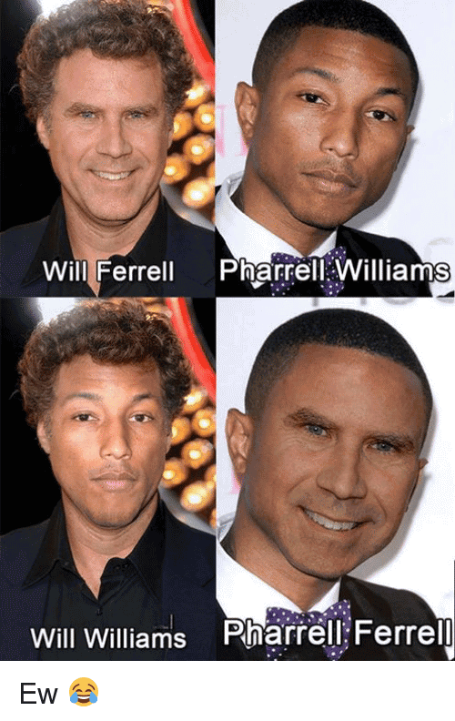Pharrell Vampire Meme Funny Image Photo Joke 13