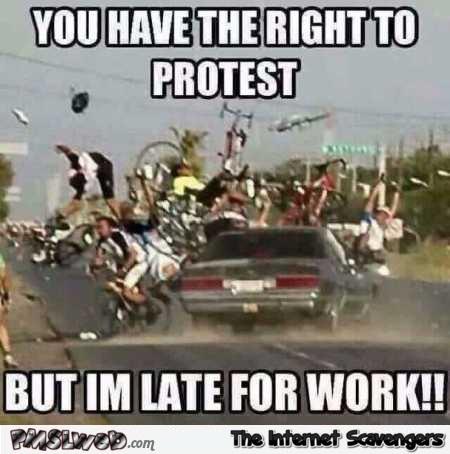 Protest Meme Funny Image Photo Joke 07