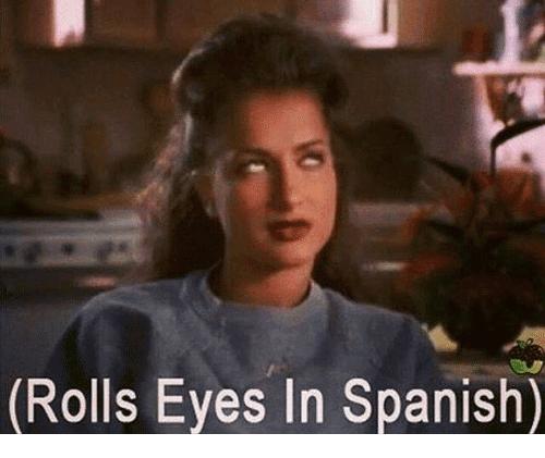 Rolling Eyes Meme Funny Image Photo Joke 06