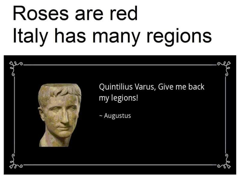 Roman Meme Funny Image Joke 01