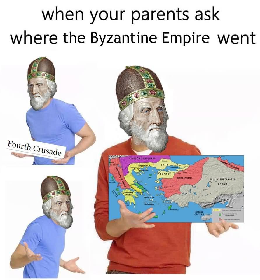 Roman Meme Funny Image Joke 05