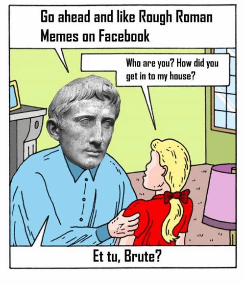 Roman Meme Funny Image Joke 06