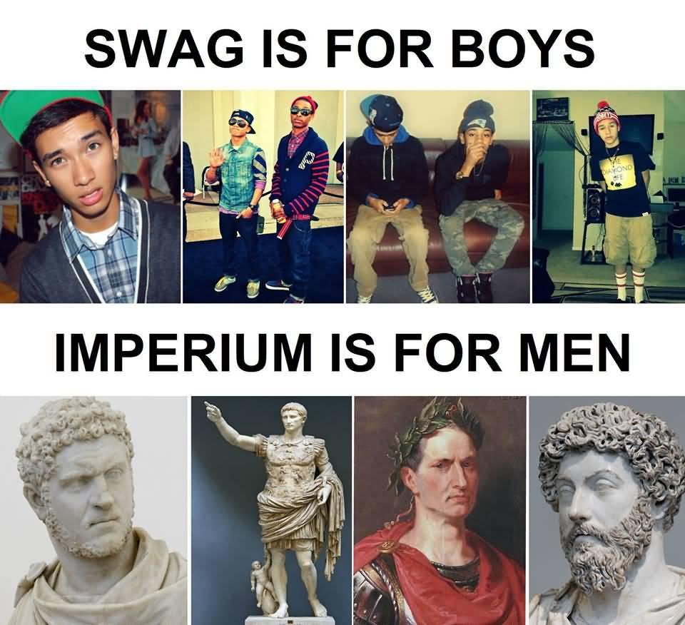 Roman Meme Funny Image Joke 07