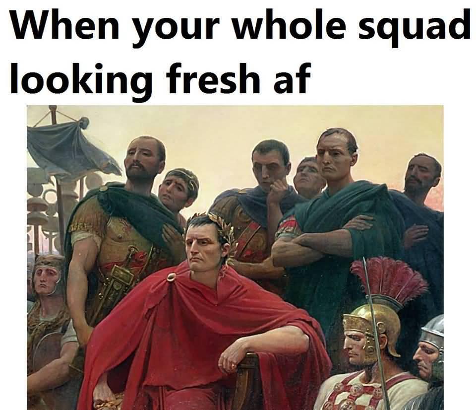 Roman Meme Funny Image Joke 09
