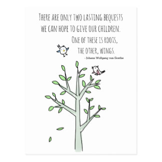 Roots And Wings Quote Meme Image 08