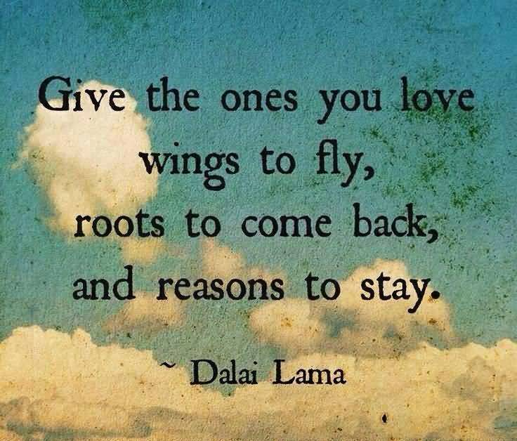 Roots And Wings Quote Meme Image 18