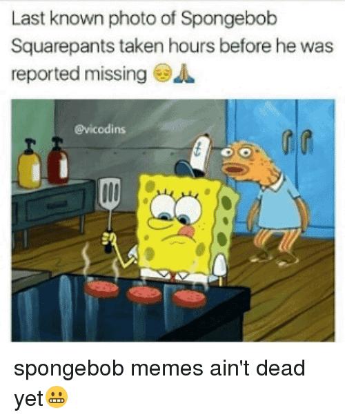 Savage Spongebob Meme Image Photo Joke 07