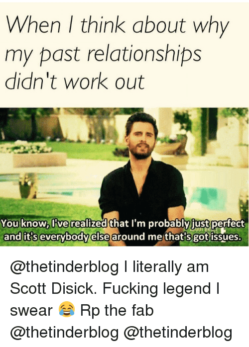 Scott Disick Meme Funny Image Photo Joke 07