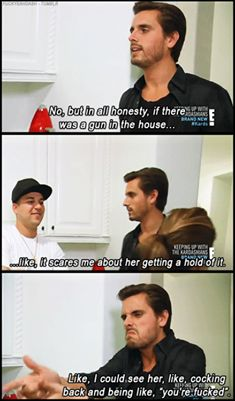 Scott Disick Meme Funny Image Photo Joke 11