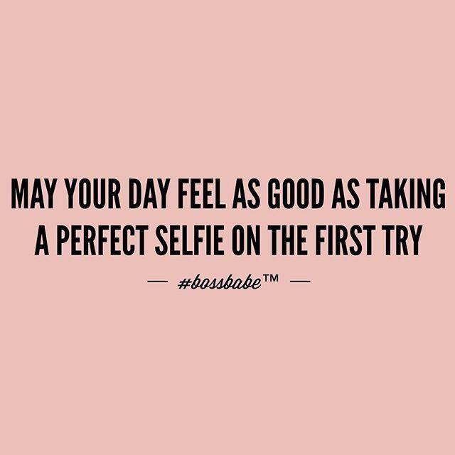 Selfie Caption Quotes Meme Image 17