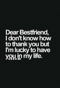 Short Best Friend Quote Meme Image 09
