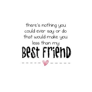 Short Best Friend Quote Meme Image 12
