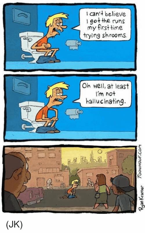 Shrooms Meme Funny Image Photo Joke 07