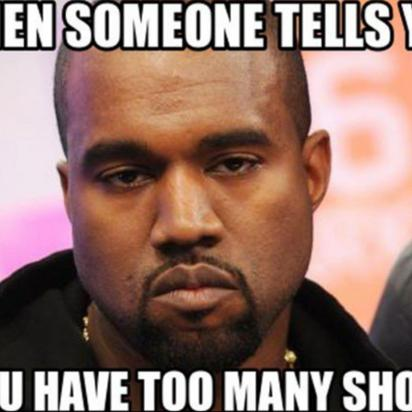 Sneakerhead Meme Funny Image Photo Joke 12